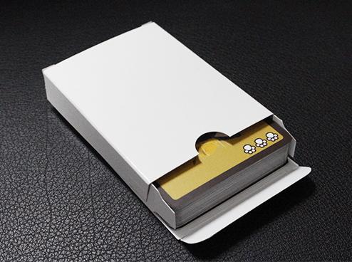 トレーディングカードケースイメージ