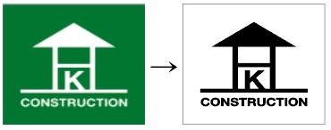 イラストレーターデータから部分修正 / 1年以内の注文から部分修正